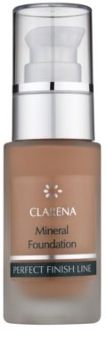 Clarena Perfect Finish Line Mineral minerální make-up pro citlivou a aknózní pleť velké balení