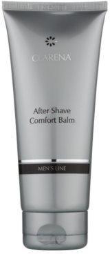 Clarena Men's Line balsam po goleniu o działaniu wygładzającym