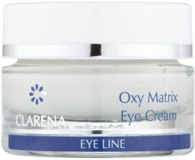 Clarena Eye Line Oxy Matrix okysličující krém na oční okolí
