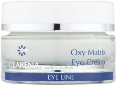 Clarena Eye Line Oxy Matrix oxigén tápláló krém a szem környékére