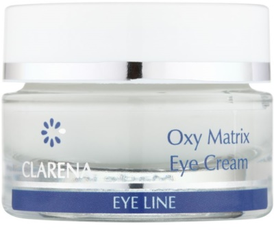 Clarena Eye Line Oxy Matrix Sauerstoff spendende Creme für den Augenbereich