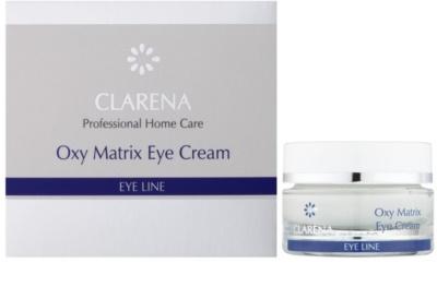 Clarena Eye Line Oxy Matrix okysličující krém na oční okolí 1