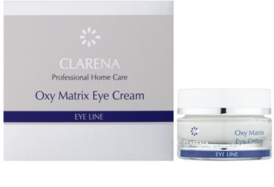 Clarena Eye Line Oxy Matrix crema oxigenante para contorno de ojos 1