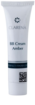 Clarena Perfect Finish Line BB Cream corector pachet mic