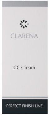 Clarena Perfect Finish Line CC krém pro pleť se sklonem k začervenání velké balení 3