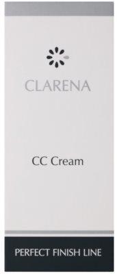 Clarena Perfect Finish Line crema CC para pieles con tendencia a rojeces formato ahorro 3