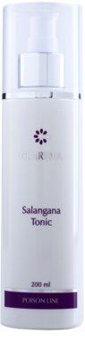 Clarena Poison Line Salangana természetes pH érték megújító tonik