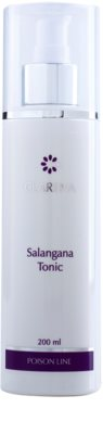 Clarena Poison Line Salangana tonikum pro obnovu přirozeného pH pleti