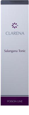 Clarena Poison Line Salangana tonik przywracający naturalne ph skóry 3