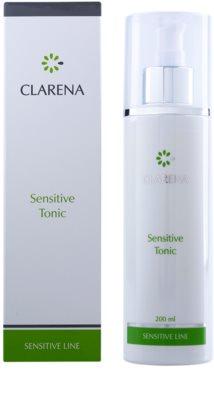 Clarena Sensitive Line tónico hidratante reparador de la barrera cutánea 2