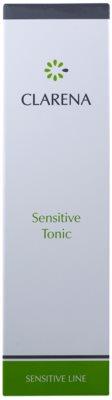 Clarena Sensitive Line tónico hidratante reparador de la barrera cutánea 3