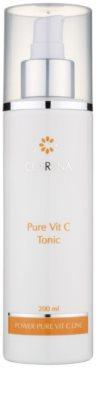 Clarena Power Pure Vit C Line čistiace tonikum pre citlivú pleť
