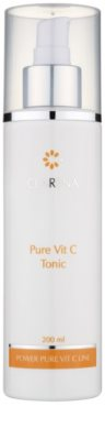 Clarena Power Pure Vit C Line čisticí tonikum pro citlivou pleť
