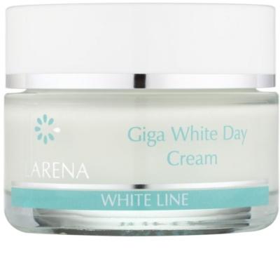 Clarena White Line Giga crema de día para aclarar y unificar el tono de la piel