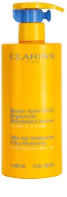 Clarins Sun Soothers bálsamo hidratante para prolongar el efecto de bronceado
