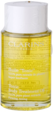 Clarins Body Age Control & Firming Care festigendes Körperöl gegen Schwangerschaftsstreifen