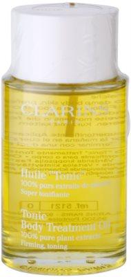 Clarins Body Age Control & Firming Care spevňujúci telový olej proti striám
