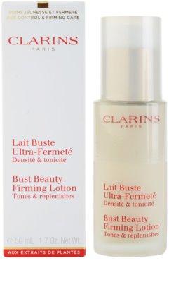 Clarins Body Age Control & Firming Care creme de corp pentru fermitate decolteul si bustul 1