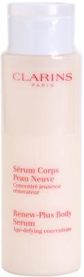 Clarins Body Age Control & Firming Care стягащ серум за хидратиране и изпъване на кожата