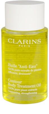 Clarins Body Expert Contouring Care tvarujúci telový olej s rastlinnými extraktmi
