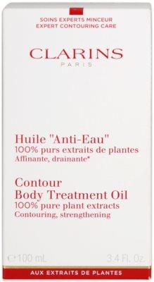 Clarins Body Expert Contouring Care modelujący olejek do ciała z ekstraktem roślinnym 2
