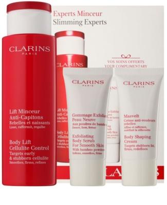 Clarins Body Expert Contouring Care zestaw kosmetyków I. 2