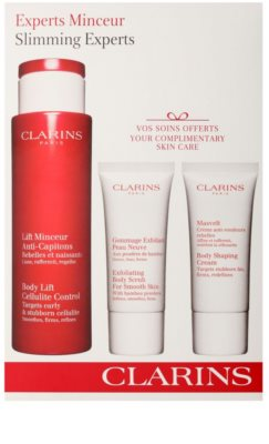 Clarins Body Expert Contouring Care Kosmetik-Set  I.