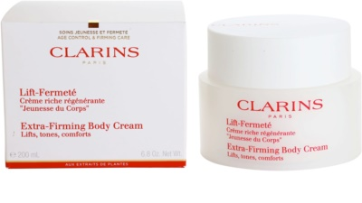 Clarins Body Extra-Firming crema  corporal reafirmante 2