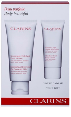 Clarins Body Exfoliating Care set cosmetice I.