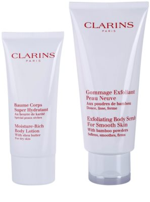 Clarins Body Exfoliating Care kozmetika szett I. 2