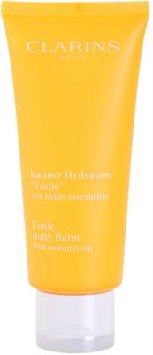 Clarins Body Hydrating Care бальзам-догляд для тіла з есенціальними маслами