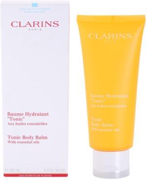 Clarins Body Hydrating Care pflegender Bodybalsam mit ätherischen Öl 1