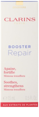 Clarins Booster tratamiento renovador  para pieles debilitadas 2