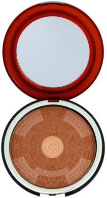 Clarins Face Make-Up Summer Bronzing bronzující tvářenka