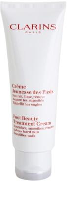 Clarins Body Specific Care crema nutritiva para pies