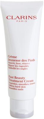 Clarins Body Specific Care crema nutritiva pentru picioare