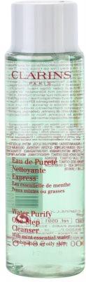Clarins Cleansers sminklemosó víz kombinált és zsíros bőrre