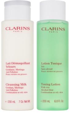 Clarins Cleansers Kosmetik-Set  VII.