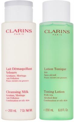 Clarins Cleansers zestaw kosmetyków VII.