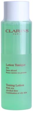 Clarins Cleansers loción facial tonificante para pieles mixtas y grasas
