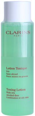 Clarins Cleansers tonificante de pele para pele mista e oleosa