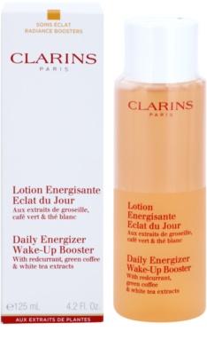 Clarins Daily Energizer tónico facial hidratante para pieles cansadas 1