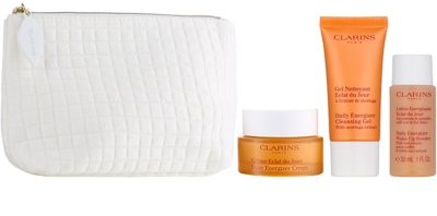Clarins Daily Energizer lote cosmético I.