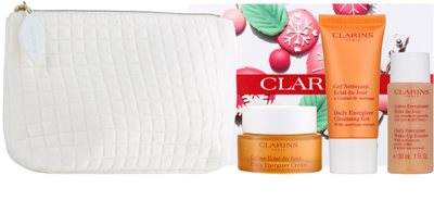 Clarins Daily Energizer lote cosmético I. 1