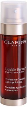 Clarins Double Serum інтенсивна сироватка проти старіння шкіри