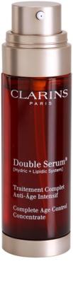 Clarins Double Serum sérum intensivo  anti-idade de pele 1