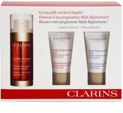 Clarins Double Serum set cosmetice III.