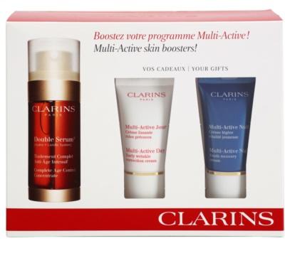 Clarins Double Serum coffret IV.