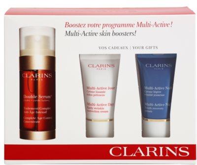 Clarins Double Serum kosmetická sada IV.