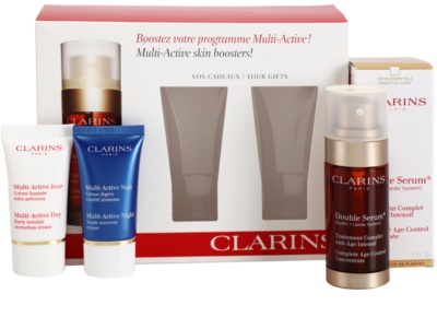 Clarins Double Serum lote cosmético IV. 2